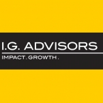Logo for Impact and Growth Advisors