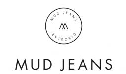 Logo for MUD Jeans International
