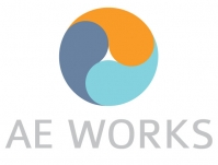 Logo for AE Works