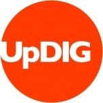 Logo for UpDIG