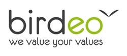 Logo for BIRDEO