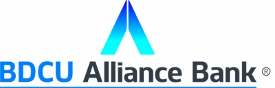 Logo for BDCU Alliance Bank