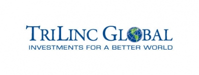 Logo for TriLinc Global