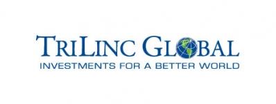 Logo for TriLinc Global