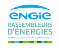 Logo for ENGIE Rassembleurs d'Énergies