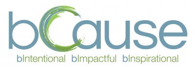 Logo for bCause