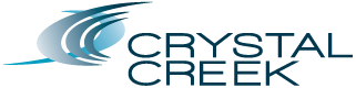 Logo for Crystal Creek Logistics