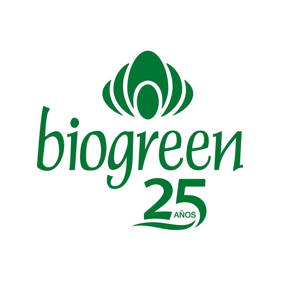 Logo for Biogreen