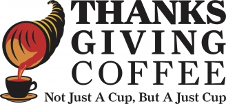 Logo for Thanksgiving Coffee Co.