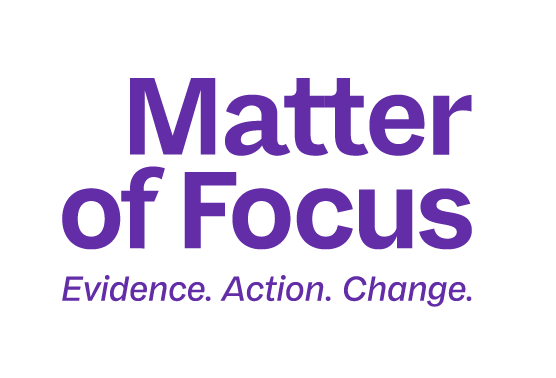 Logo for Matter of Focus