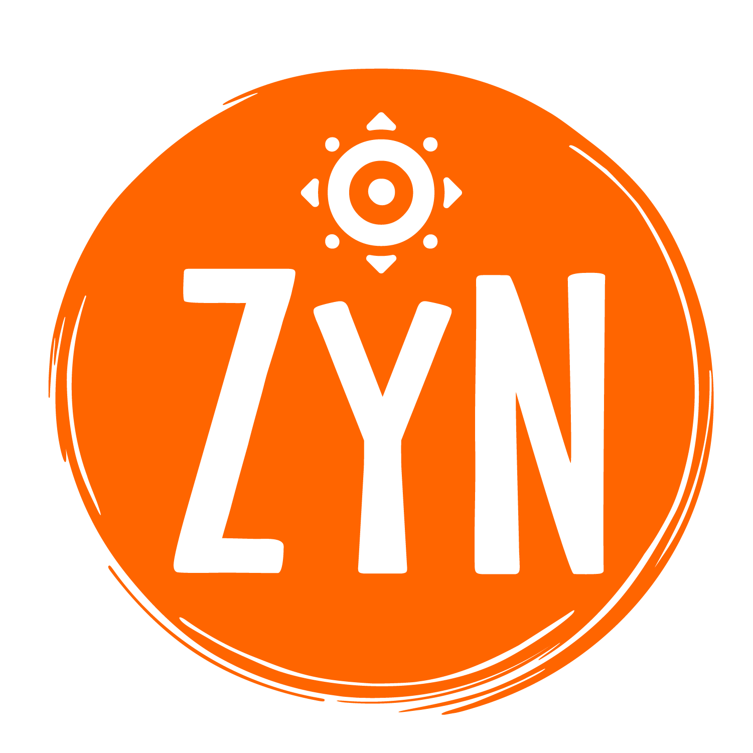 Logo for ZYN