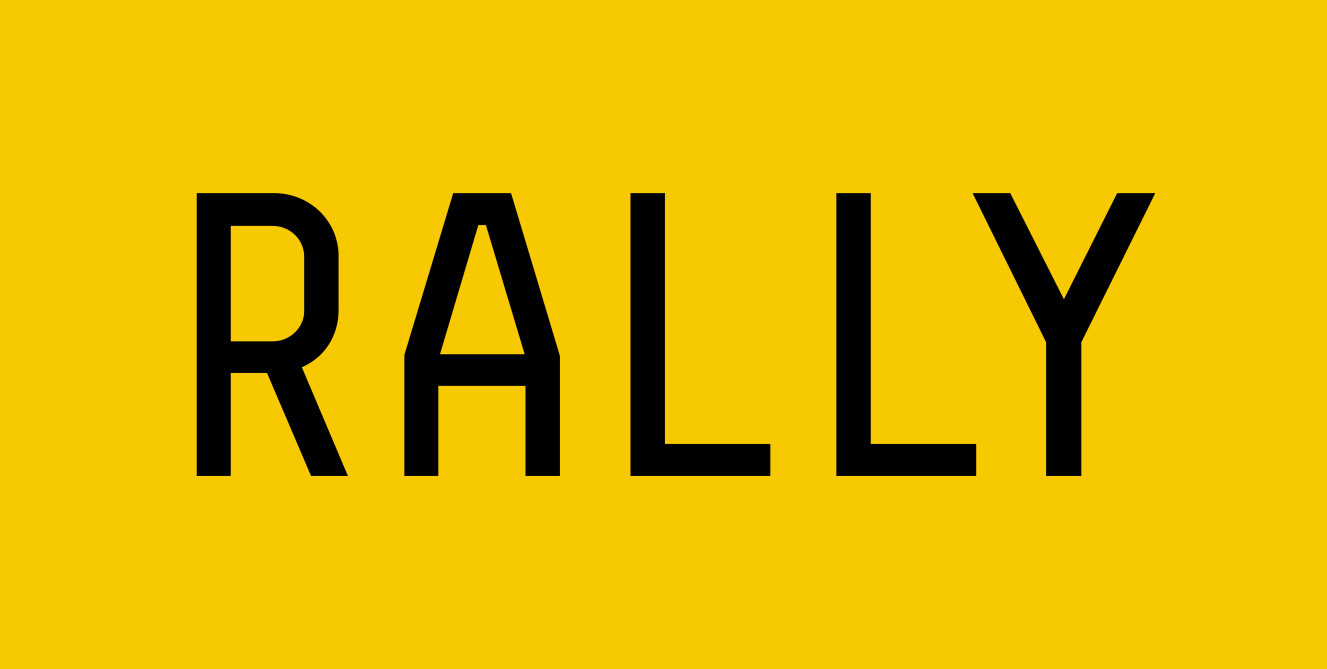 Logo for RALLY