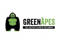 Logo for greenApes