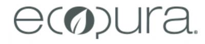 Logo for ECOPURA LIMITADA