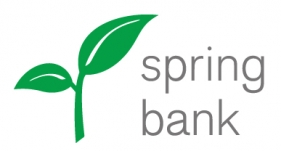 Logo for Spring Bank