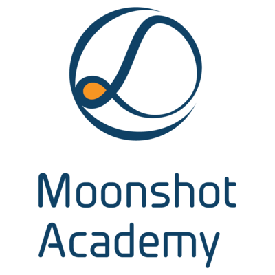 Logo for Moonshot Academy