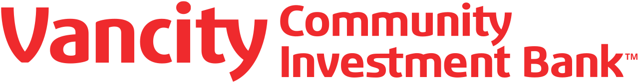 Logo for Vancity Community Investment Bank