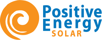 Logo for Positive Energy Solar