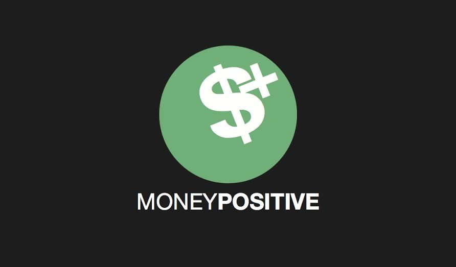 Logo for Money Positive
