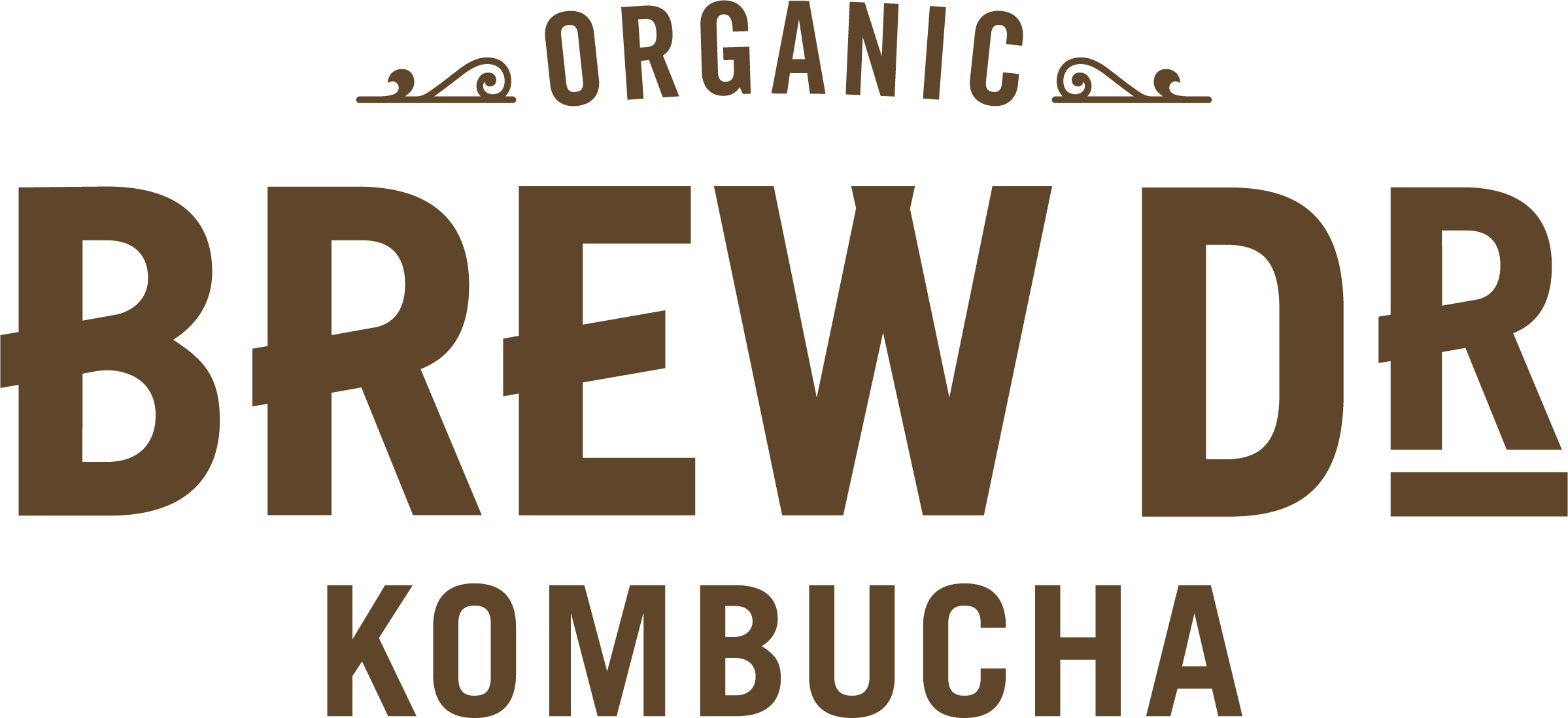 Logo for Brew Dr. Kombucha