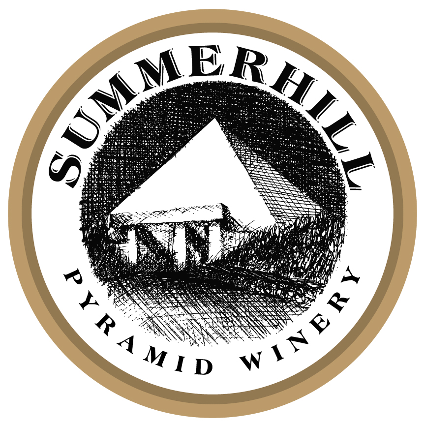 Logo for Summerhill Pyramid Winery