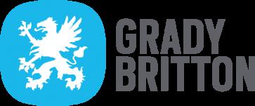Logo for Grady Britton