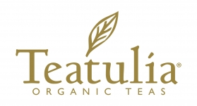 Logo for Teatulia Organic Teas