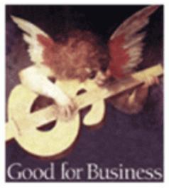 Logo for Good for Business