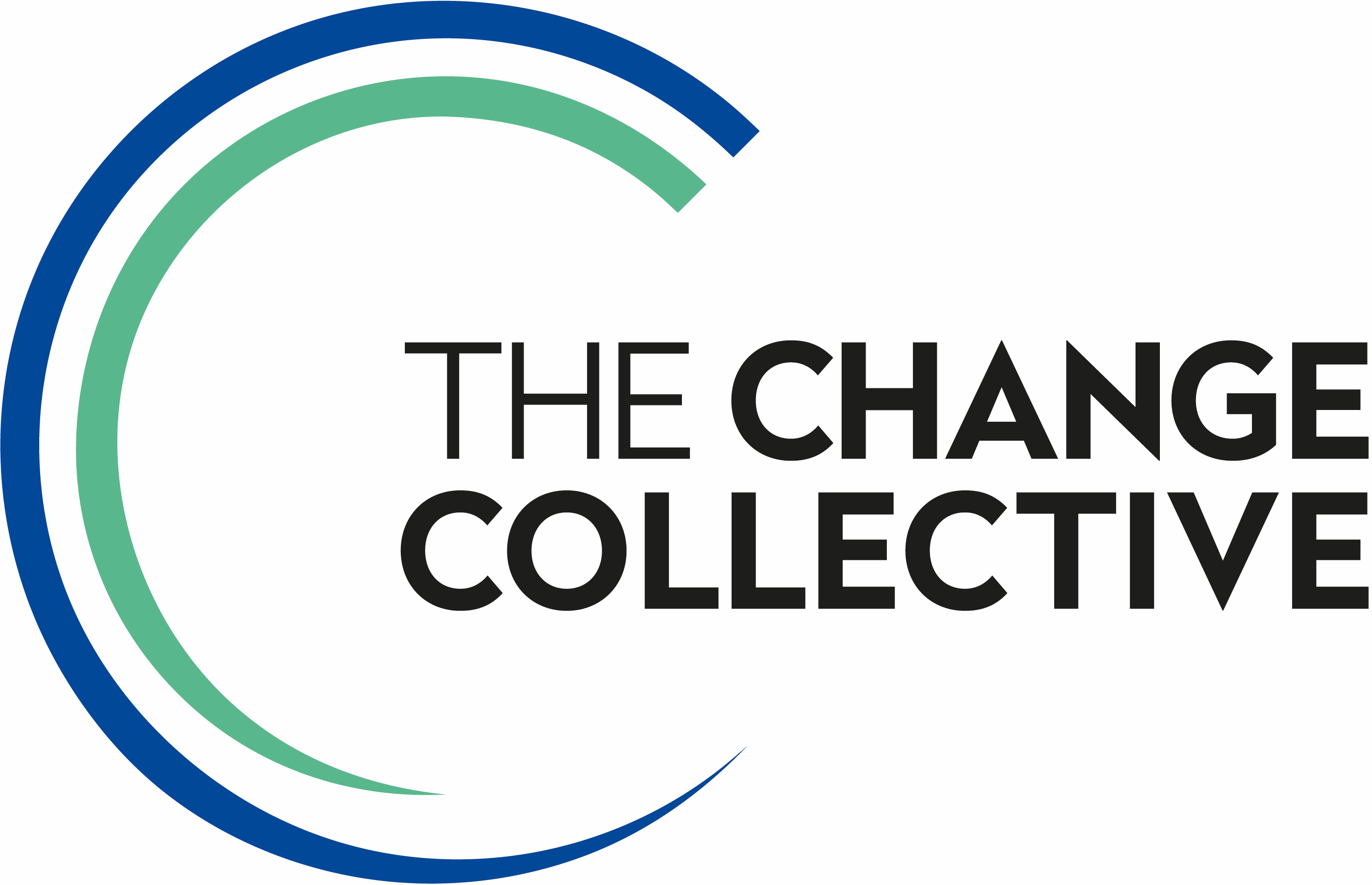 Logo for The Change Collective