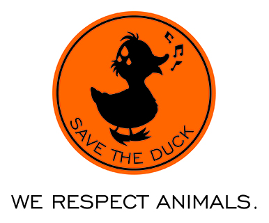 Logo for SAVE THE DUCK S.p.A.