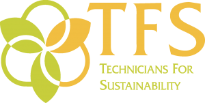 Logo for Technicians For Sustainability (TFS)