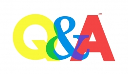 Logo for Q&A