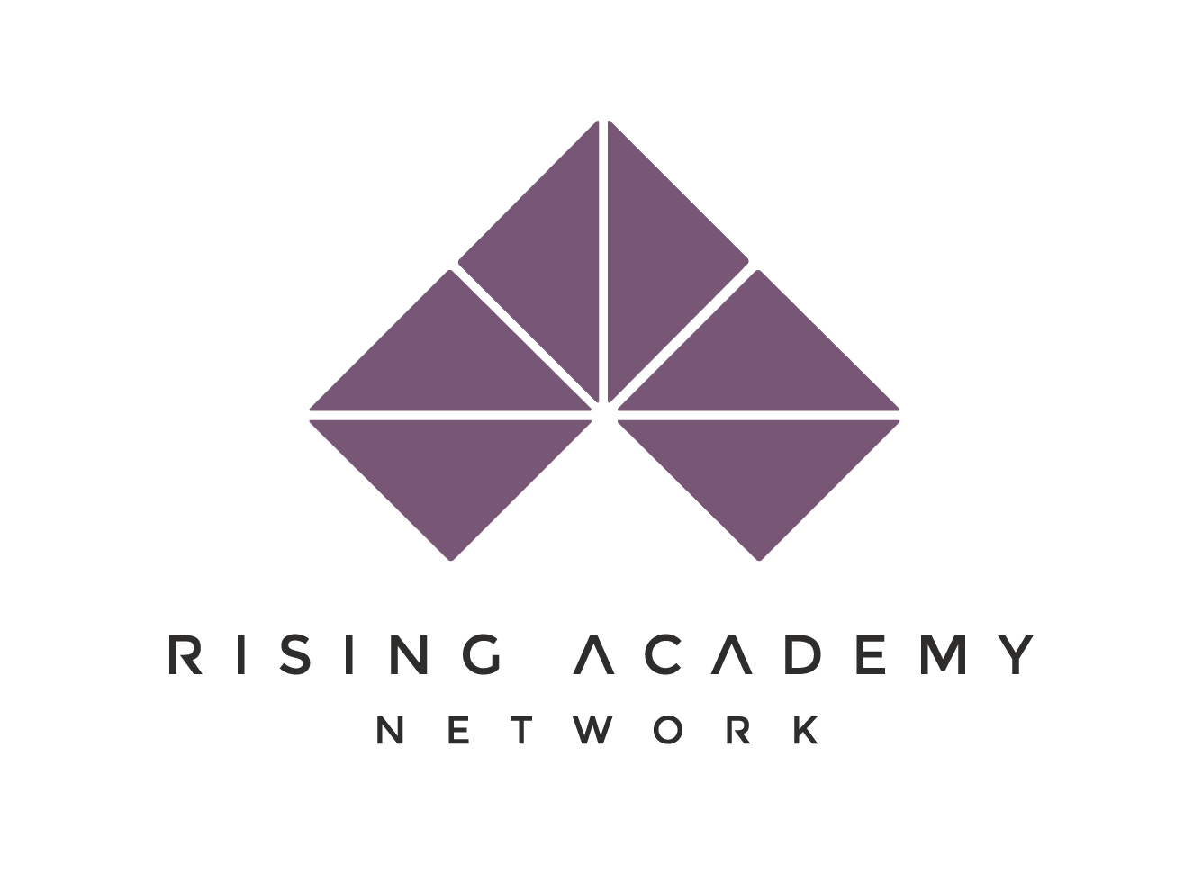 Logo for Rising Academy Network