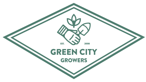 Logo for Green City Growers