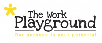 Logo for The Work Playground
