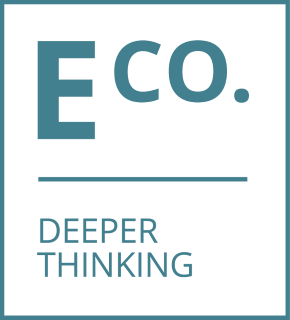 Logo for E Co.