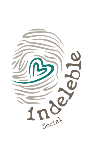 Logo for Indeleble Social