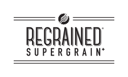 Logo for ReGrained