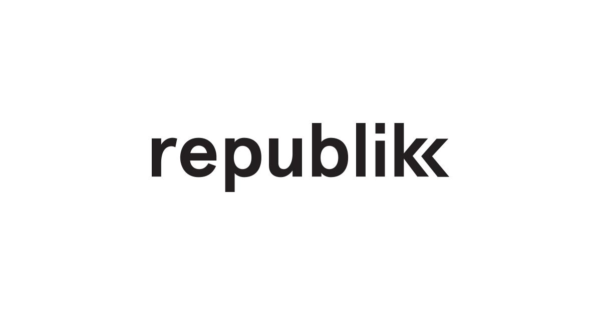 Logo for Republik