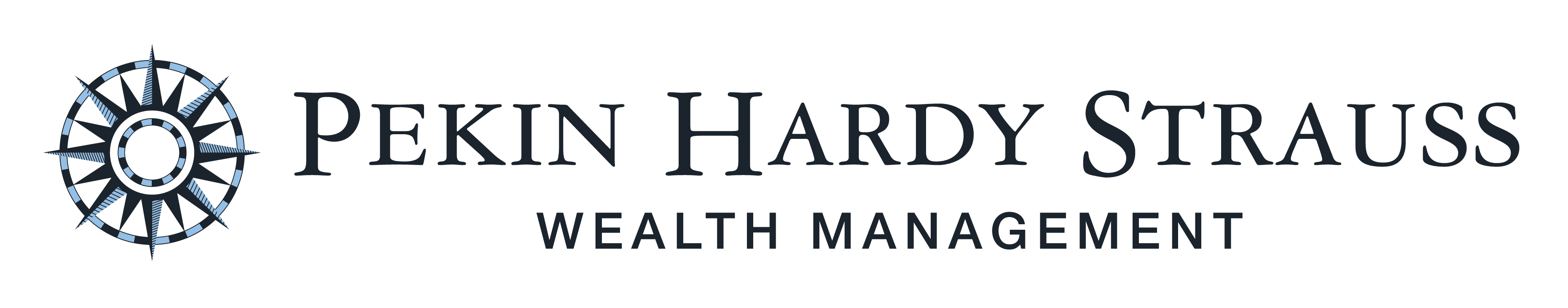 Logo for Pekin Hardy Strauss Wealth Management