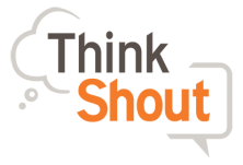Logo for ThinkShout, Inc