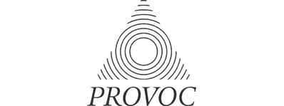 Logo for PROVOC