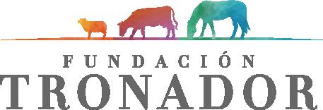 Logo for Lácteos Tronador