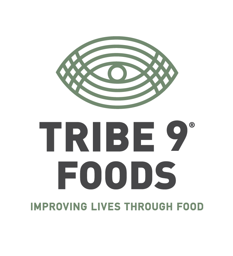 Logo for Tribe 9 Foods