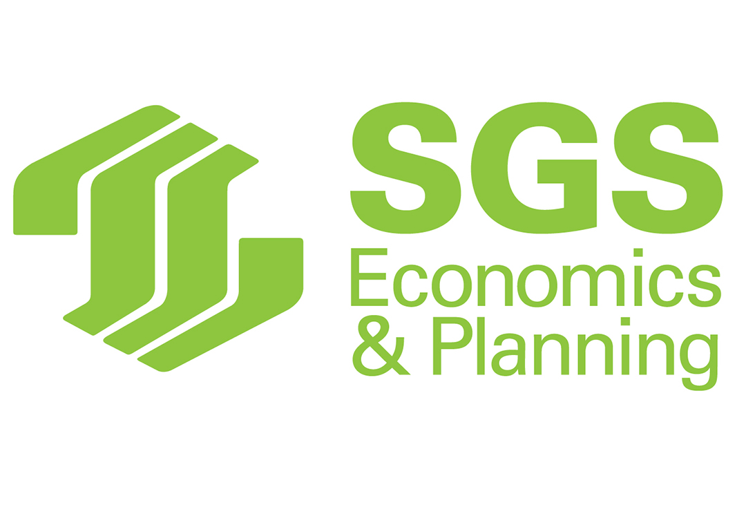 Logo for SGS Economics and Planning