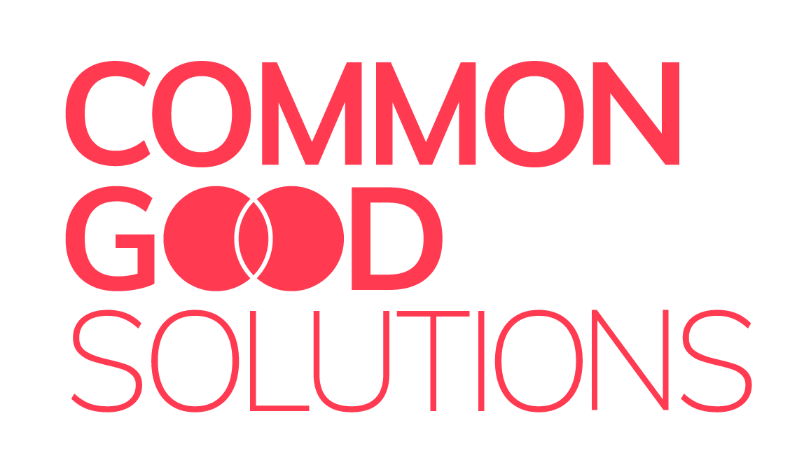 Logo for Common Good Solutions