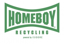 Logo for Homeboy Recycling