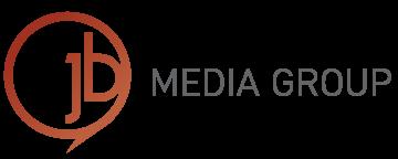 Logo for JB Media Group, LLC