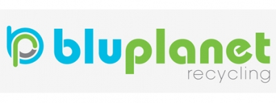 Logo for BluPlanet Recycling Inc.