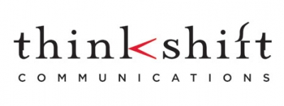 Logo for Thinkshift Communications